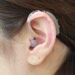 耳かけ型補聴器耳