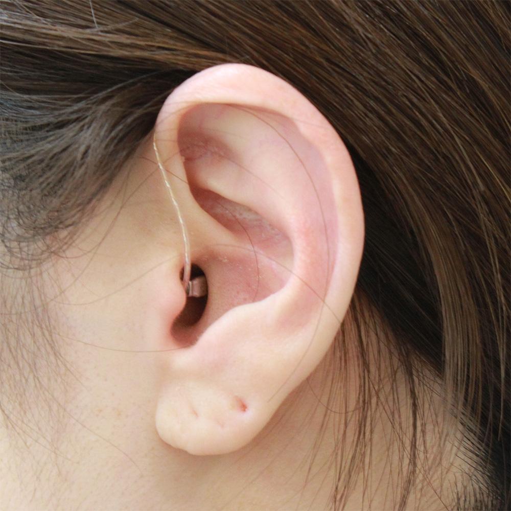ric補聴器耳