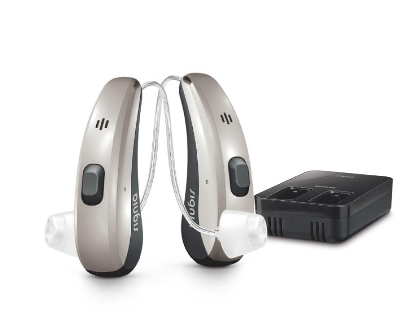 補聴器画像